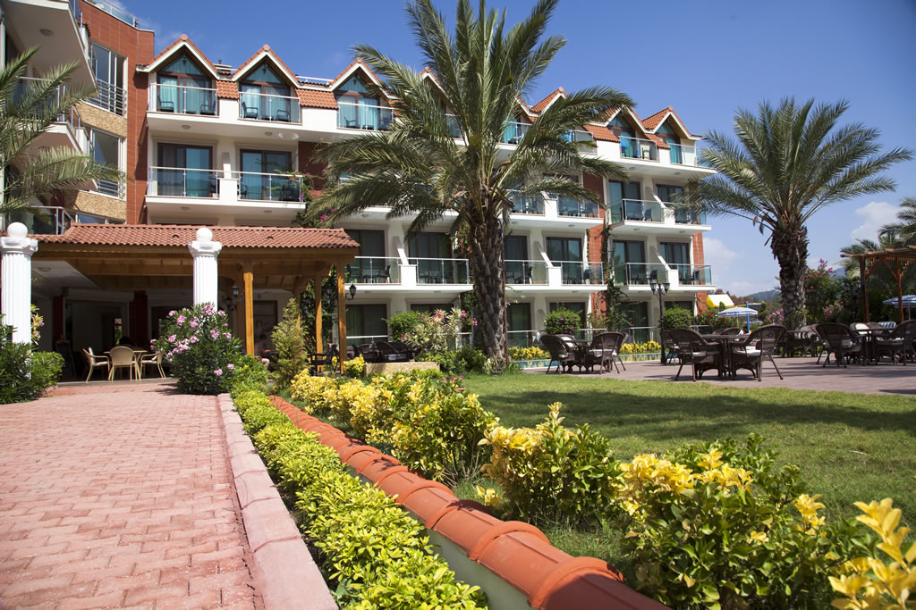 Adrasan Palmira Hotel